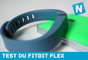 Test du Fitbit Flex