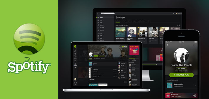 Spotify enfin gratuit pour Windows Phone !