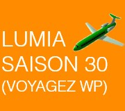 [Lumia saison 30] Voyagez mieux en classe Lumia !