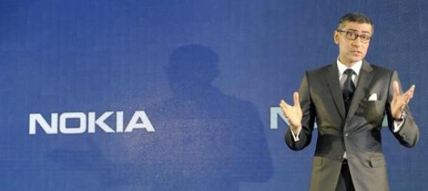 Rajeev Suri Nokia