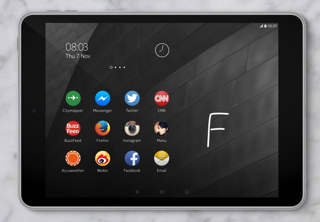 #MWC15 : Démonstration de la tablette Nokia N1