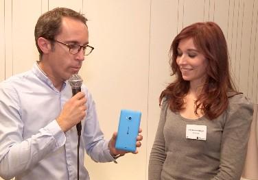 [Interview] Oliver Lagreou nous présente le Lumia 535