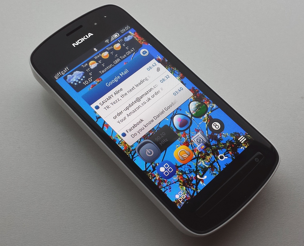 La ROM Custom Delight 1.5 disponible pour le Nokia 808 Pureview