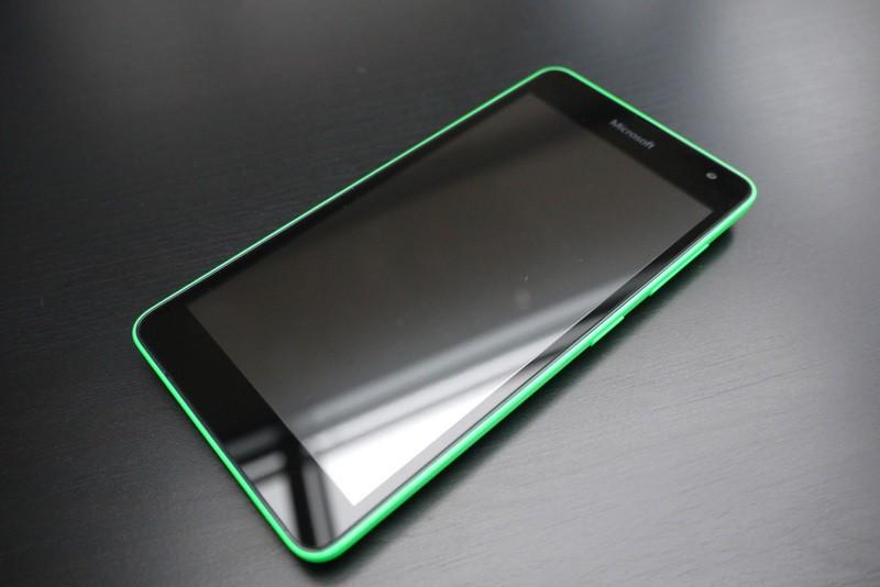 Mise à jour corrective pour l'écran tactile du Lumia 535 en cours