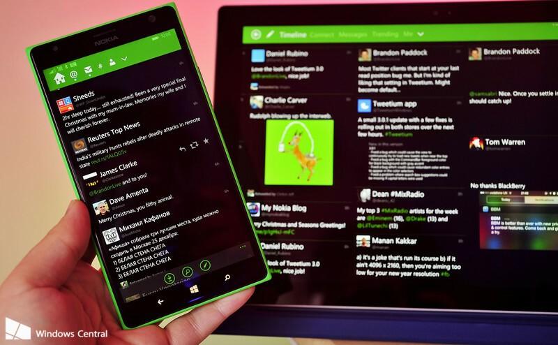 [App] Découvrez Tweetium pour Windows et Windows Phone