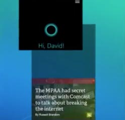 [Vidéo] Concept de Windows 10 sur smartphone