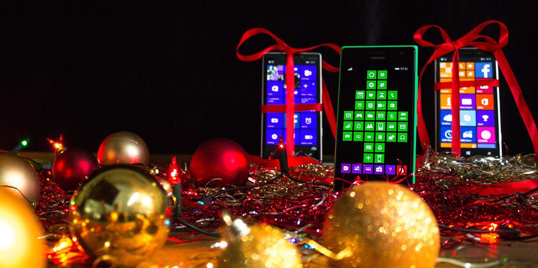 Joyeux Noël et bonne année 2015 les Nokians !
