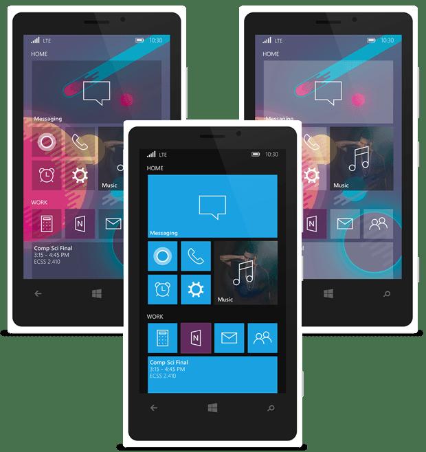 [Concept] Découvrez Windows 10 vu par James Barlett