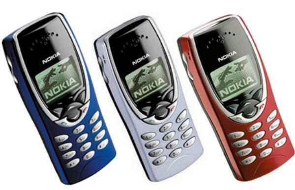 Le Nokia 8210 très prisé des dealers au Royaume-Uni