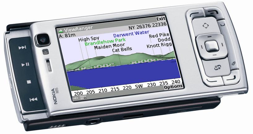 [Souvenir] Le Nokia N95, l'appareil multimédia tout en un