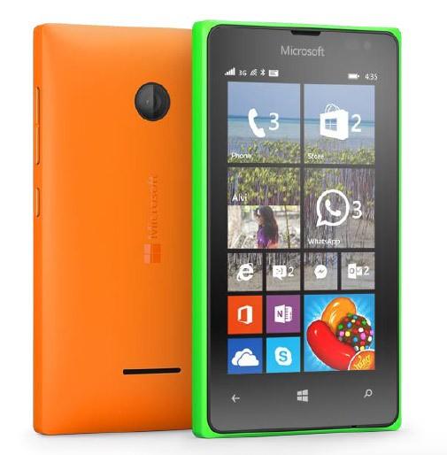 [Annonce] Microsoft présente le Lumia 435, un Lumia à tout petit prix !