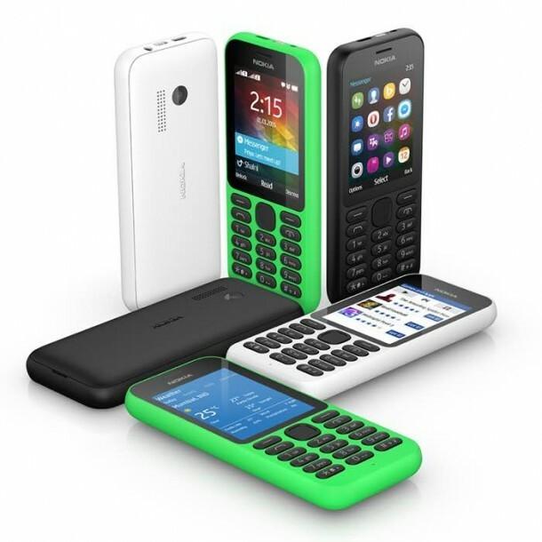 Nokia mail datant