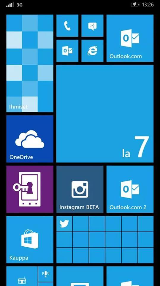 Deux nouveaux formats de vignettes pour Windows 10 ?