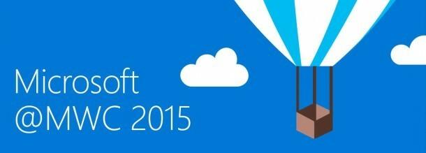 Microsoft MWC 2015