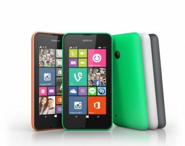 Le Nokia Lumia 530 dual sim à 56,30 euros !