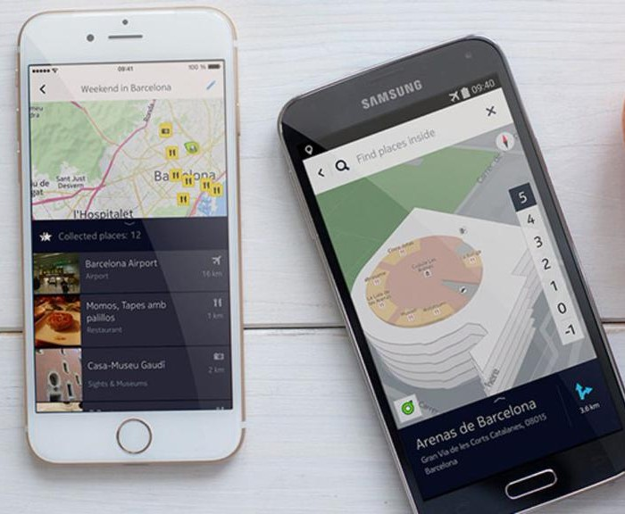 [App] HERE désormais disponible sur iOS