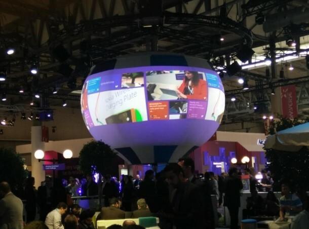JulieGri MWC15 Microsoft