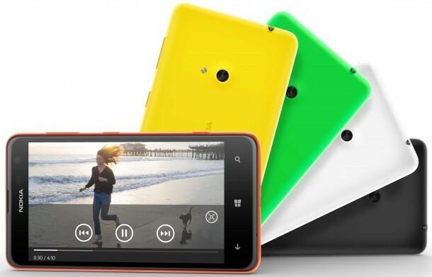 Lumia 625 HD