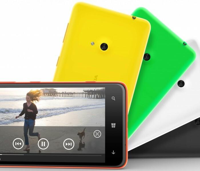 [Offre] Le Lumia 625 à 129,99€ chez CDiscount et Électro Dépot