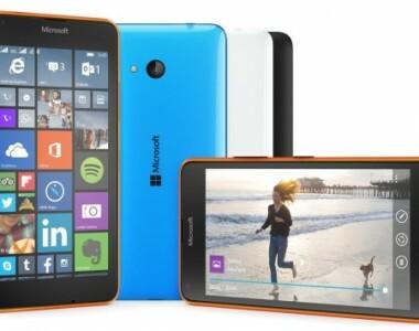 #MWC15 – Microsoft présente le Lumia 640 et le Lumia 640 XL