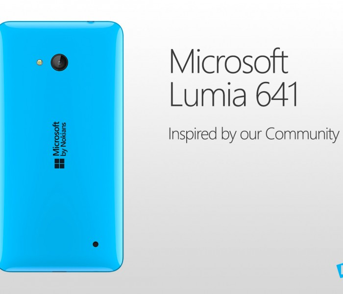 [Blog] Le Lumia 641, édition spéciale Nokians, bientôt en précommande sur le Microsoft Store !!