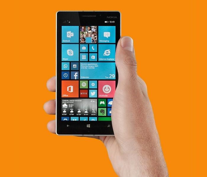 Prix cassés sur les Lumia chez vente-privée !