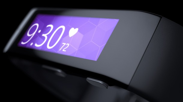 Microsoft Band HD