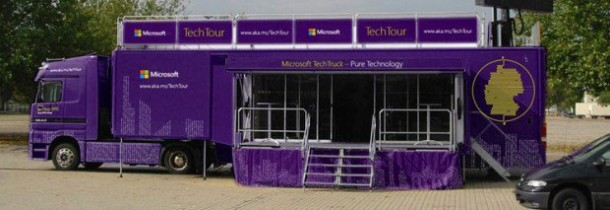 Microsoft TechTruck Pure Technology 1