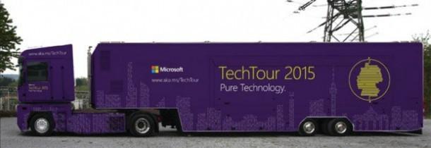 Microsoft TechTruck Pure Technology 2