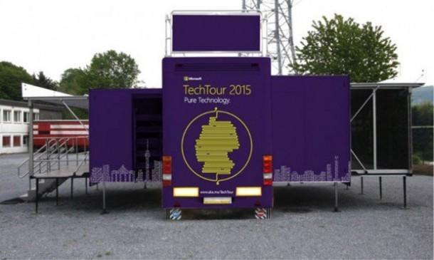 Microsoft TechTruck Pure Technology 3