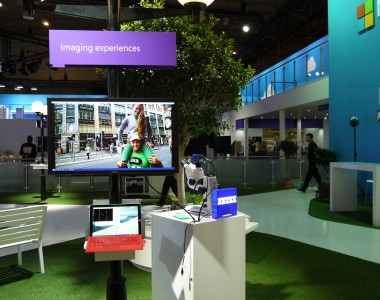 [Vidéo] Microsoft au Mobile World Congress de Barcelone #ConnectsMWC