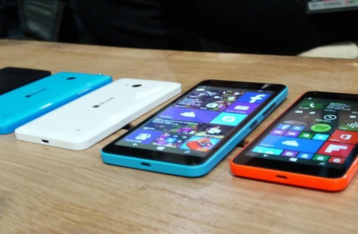 Vidéo de présentation du Lumia 640 par Olivier Lagreou