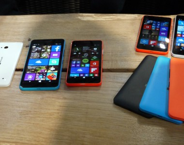 #MWC15 : Photos des Lumia 640 et 640 XL