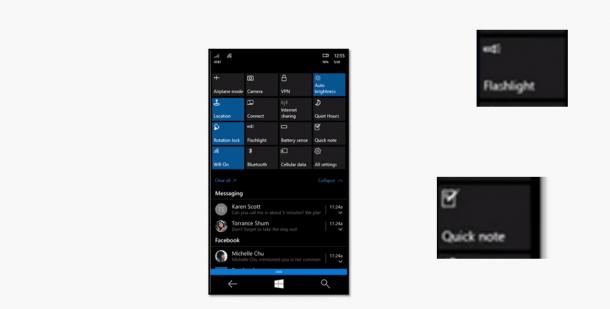 Toggle Windows 10