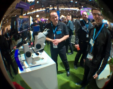 #MWC15 : Visite du stand de Microsoft (vidéo)