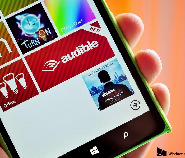 Ecoutez vos romans préférés grâce à l'application Audible