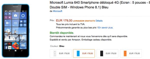 lumia640amazon