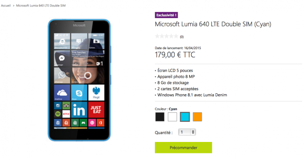 lumia640msftstore