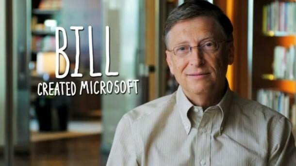 Bill Gates founder Microsoft