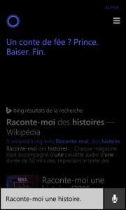 Cortana Histoire
