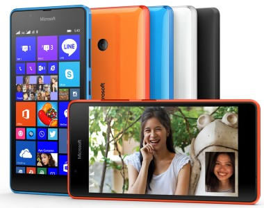 Microsoft annonce le Lumia 540, mais il ne sera pas disponible en France