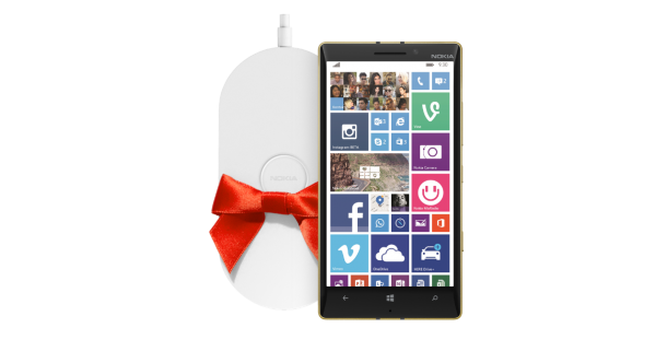 Microsoft Lumia 930 noir et or Swisscom