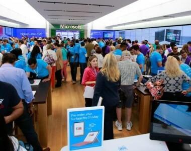 [Microsoft Store] Microsoft va ouvrir un premier magasin hors des États-unis