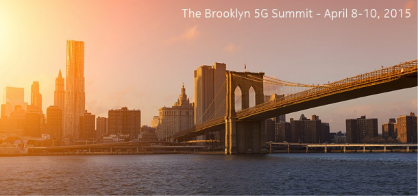 Nokia Brooklyn 5G Summit 2015