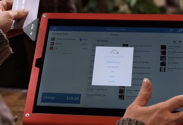 Transformez votre Lumia ou tablette en terminal de paiement avec PayPal Here