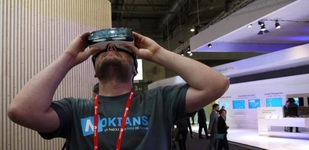 Réalité Virtuelle Nokia