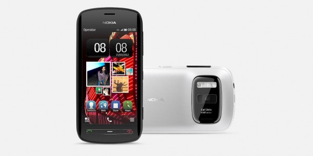 Sosh Nokia-808