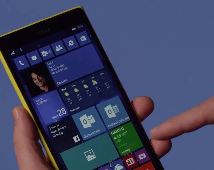[W10M]  Windows 10 Mobile Build 10586.63 devrait être la version déployée pour votre Windows Phone 8.1