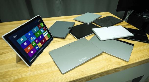 prototype surface