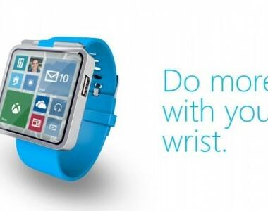 Microsoft présente la Surface Watch